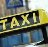 Bild von einem Taxi